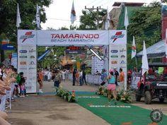 A yearly marathon in Tamarindo Costa Rica