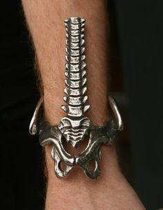 Pelvic Spine bracelet by Anatomology