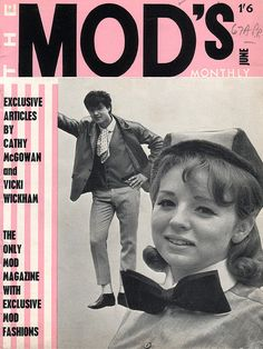 the mod's monthly, april 1964