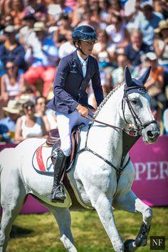 Bertram Allen and Molly Malone - Photos from the €268,000 Grand Prix de la Ville de Dinard CSI5*. . . | Noelle Floyd