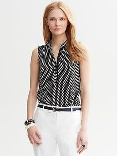 How To Dress Broad Shoulders: Wear dark on top and light on the bottom to help balance out a wider upper body.