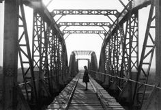Железнодорожный мост, 1926 (Александр Родченко)
