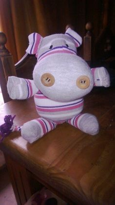1000 images about mu ecos medias on pinterest sock toys for Munecos con calcetines