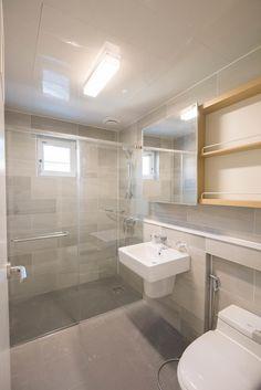 욕실: 건축사사무소 재귀당의 화장실
