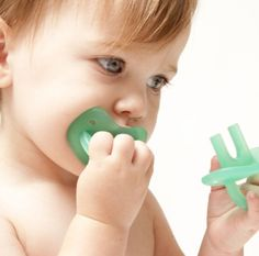 Molar Muncher is great for teething toddlers!