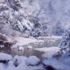by: Walter Launt Palmer