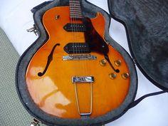 Rare 1965 Gibson ES-125 TDC