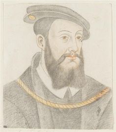 Anne de Montmorency, Duke of Montmorency, Constable of France. . .  Anonymous. . . 16th c.