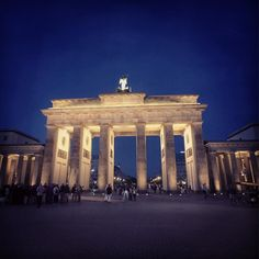 Der Brandenburger Tor #shotonmoment