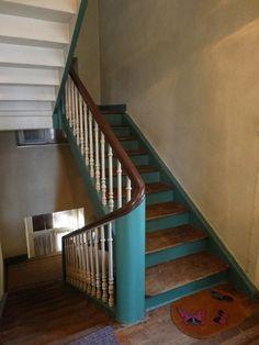 Treppenhausgestaltung eingangsbereich mit flur und treppe ideen rund ums haus pinterest - Treppenhaus renovieren beispiele ...