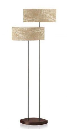 Lamparas Pie de Salon modelo TELMA. Iluminacion Beltran, tu tienda de lamparas de pie mas completa en Internet.