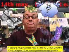 fresh sea bait @ pleasure angling tackle & bait shop deal kent 14th may ...