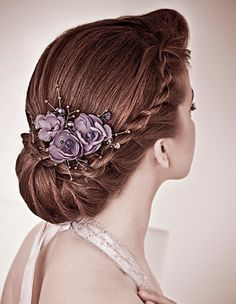 Floral Hair Accessory 2013 - Summer Hair Accessories Trends for 2013