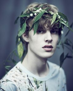 """In Bloom"" by Jason Hetherington for Observer Magazine"