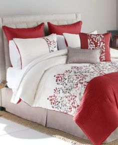 Closeout Ava 8 Piece Embroidered Comforter Sets Bed Bath In A Bag Macy S