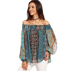 Blusa Multicolor Fashion