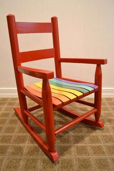 Kid-size rainbow rocking chair 2019 Upholstery Fabric For Chairs The post Kid-size rainbow rocking chair 2019 appeared first on Fabric Diy. Dining Room Chairs Ikea, Ikea Chair, Office Chairs, Desk Chairs, Chair Bench, Bag Chairs, Living Furniture, New Furniture, Furniture Stores