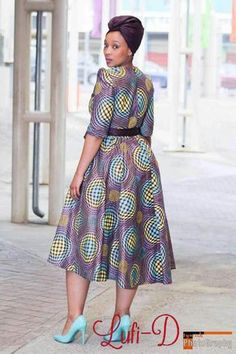 Tswana Traditional Dresses For Wedding Day 2018 - T- You can examine all tattoo models and print them out. African Dresses For Women, African Print Dresses, African Print Fashion, Africa Fashion, African Attire, African Fashion Dresses, African Wear, African Women, Shweshwe Dresses