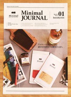 Minimal JOURNAL 01