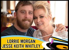 Lovin' Lyrics Music Promotions: LORRIE MORGAN AND JESSE KEITH WHITLEY FEATURED ON ...