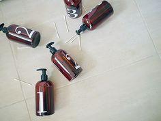 DIY Shampoo & Conditioner