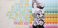 I'd Choose You | Cristina C. Scrap