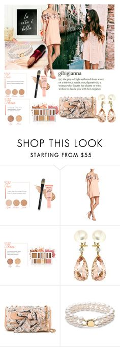 """Ciao Bella"" by brittanyyoung-ii ❤ liked on Polyvore featuring BHCosmetics, Paper Crane, Valentin Magro and Chanel"