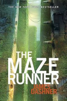 The Maze Runner by James Dashner. Released in 2014