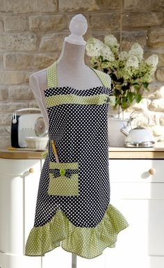 Apron from issue 3