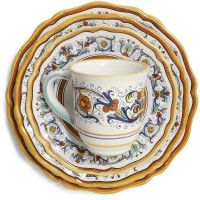 Deruta Dinnerware Collection | Sur La Table    come to mama