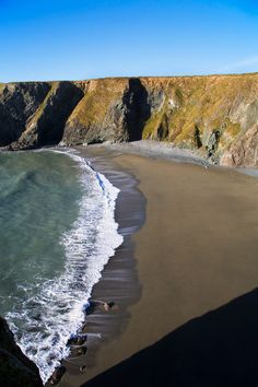 'Cove near Bunmahon, The Copper Coast, County Waterford, Ireland' by Panoramic Images