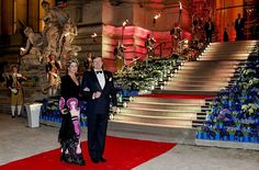 Reception - King Willem-Alexander & Queen Maxima visit France