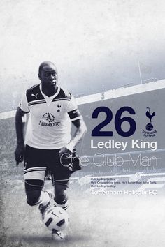 Ledley King for mobile Wallpaper  One Club Man