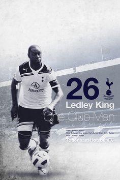 Ledley King for mobile Wallpaper  One Club Man