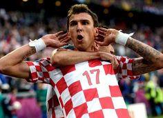 MANDŽUKIĆ, Mario   Forward   Bayern Munich (GER)   @MarioMandzukic9   Click on photo to view skills
