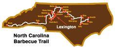 North Carolina Barbecue Trail