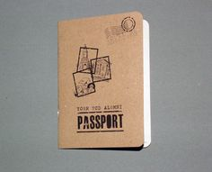 TCD Alumni Passport - Design 59.ie