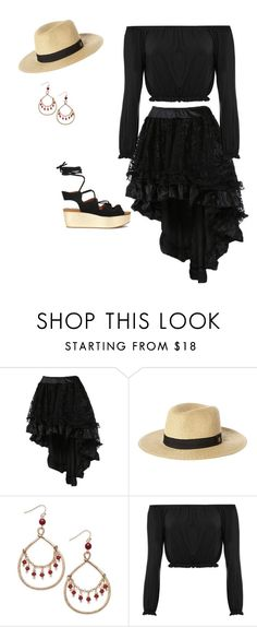 """""""Untitled #2390"""" by joanna-111 ❤ liked on Polyvore featuring Rip Curl, INC International Concepts, WearAll and See by Chloé"""