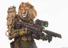 Apex Predator by NOMANSNODEAD.deviantart.com on @DeviantArt