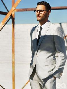 Noah Mills for GQ Style Mexico SS13
