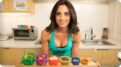 21 Day Fix Containers—Calorie Free Modifications #2 | Autumn Fitness www.beachbodycoach.com/texjewels 21Day fix Beachbody program with portion control containers........AMAZING