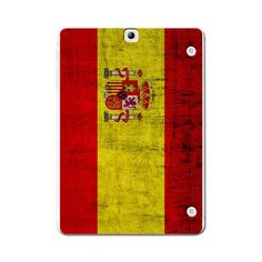 Galaxy Tab S2 9.7 Grunge Flag Of Spain Case