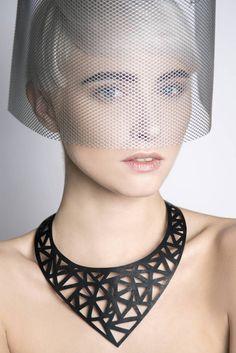 Etsy https://www.etsy.com/listing/129560430/black-vegan-inner-tube-necklace-upcycled