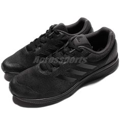 adidas Mana Bounce 2.0 M Aramis II Black Silver Men Running Shoes Sneaker  B39021