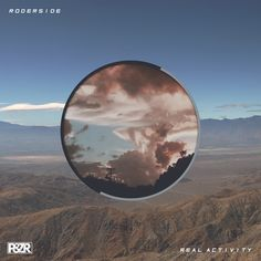Roderside - Real Activity #artwork #techno #music #cover