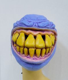 Mr. Teeth  Goonatics Mask Hand Painted Latex Mask From Specter Studios
