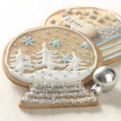 Snow Globe Cookie Cutter