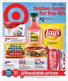 Target Coupon Deals: Week of 6/29