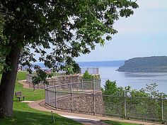 Eagle Point Park, Dubuque Iowa is one of the most beautiful parks that I have ever visited. Perched high over the Mississippi river you can spend hours just staring at the majestic view.