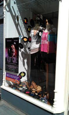 Get #beatgirl #movie #costumes. #dress like a #movie #star. @oxfam ireland #charity